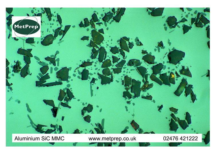 Aluminium SiC MMC