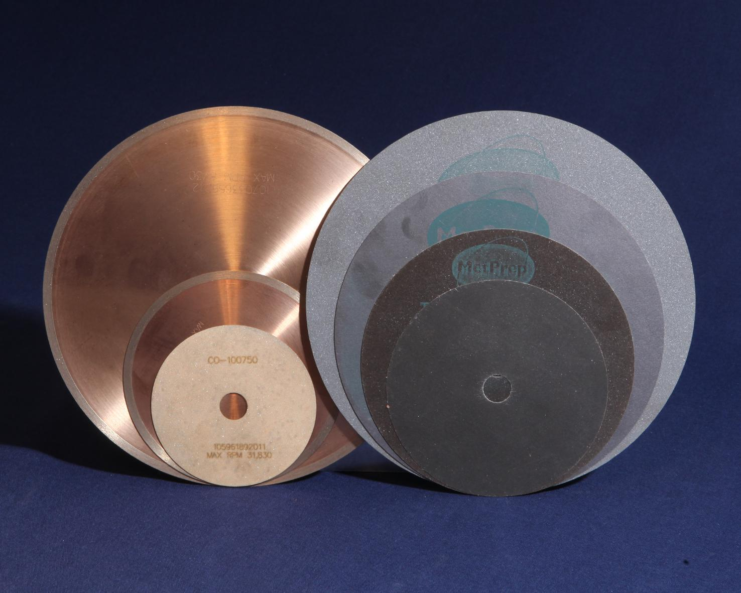 Diamond & Abrasives Wheels for Variable Speed Cutters