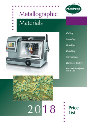 Consumables catalogue